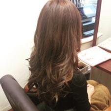 アッシュ系ハイライト hair&make POSH   新宿所属・佐々木敬也のスタイル