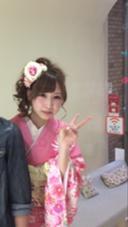 成人式での一枚です。 ciel  poche所属・tomitaryoのスタイル