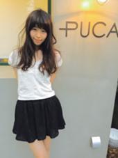 PUCA(プーカ)所属・深澤真吾のスタイル