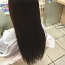 ⭐️ナチュラルブラウン⭐️ 10cm以上伸びきってた根元をナチュラルなブラウンで色をかぶせました!オレンジっぽく色が抜けていた髪を全体的にブルーアッシュにしました✴️  #ブラウン #モカブラウン #ナチュラル  Wiz by style所属・関口佳奈のスタイル