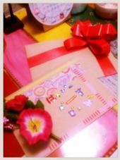 ✨GIFT券✨ オリジナルのお誕生日プレゼント♡ ホームエステサロン~cuculu~くくる所属・田中裕子のフォト