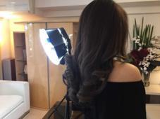 撮影 深夜営業hairdressingEXIA スタッフ急募★高条件★所属・FUMIのスタイル