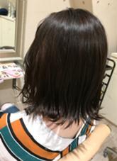 暗めアッシュ✂︎♡ Octo. hair所属・中島舞美のスタイル