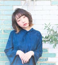 LACO hair&spa所属・岩崎こなつのスタイル