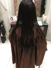 ビホォーーー hair&make earth所属・吉岡碧のスタイル
