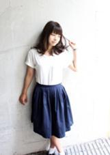 黒染めからのグラデーションカラー AW所属・YoshinoSeijiのスタイル