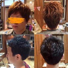 古川雄介のメンズヘアスタイル・髪型