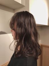 MOF HAIR所属・タチバナのスタイル