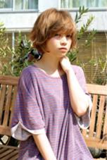 春に向けて明るくカラー もしくわふわっとパーマをかけて イメージチェンジもいいかもしれませんね☆ hair  salon lico所属・野田和也のスタイル