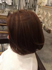 AUBE hair   axia所属・河野和也のスタイル