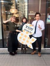 前髪は、かなりのこだわり^_^です!! Hair&make MODE K's 松原店所属・永井勇樹のスタイル