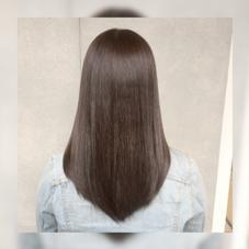 ❄️12月限定❄️ ❣️人気NO.2❣️✨潤艶縮毛矯正&キラ艶トリートメント✨自慢の最高品質極上ストレート✨綺麗な艶髪に
