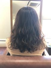 パーマスタイルです♡  パーマのウェーブ感カワイイです♡♡♡ Hair Salon Be-one所属・忍田理沙のスタイル
