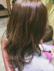 hair salon LOERUN所属・笠原めぐみのスタイル