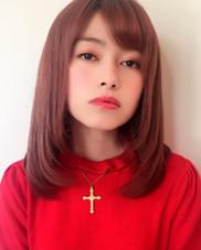 ピンクカラー♡♡ angelgaff所属・★stylistMAKI★のスタイル
