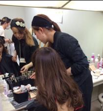 ショーや雑誌の撮影での最新テクニックも教えちゃいます♡ Beauty  Bar所属・柳澤のスタイル