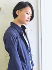 Melico hair所属・田中宏樹のスタイル