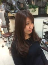 パーマ、コテでのスタイリングもしやすくなるレイヤースタイル♬ prize池袋西口店所属・原隼也のスタイル