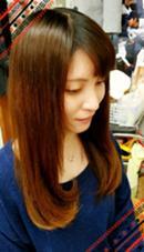長さはあまり変えずに整えて、顔周りをすっきり! 藤中雅人のスタイル