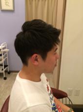 メンズ刈り上げ abie hair 住吉店所属・松尾美咲のスタイル
