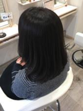 hair art chiffon所属・関谷菜摘のスタイル