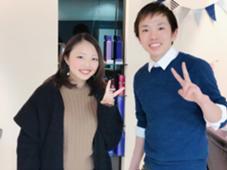 モデルさんと♪いつも来て頂いてありがとうございます☆! Cuola  by KENJE'所属・松澤政寛のスタイル