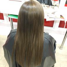 アッシュベージュブラウン shampoo綱島店所属・田代柾樹のスタイル