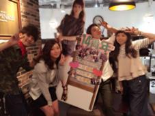 HAPPINESS CLOVER新田辺店所属・西泰斗のスタイル