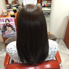 マット hair Snip所属・服部希美のスタイル