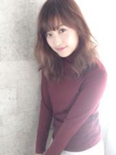 ふんわりとしたニュアンスパーマスタイルです☆ La  Bonheur hair reve所属・コモリケンタロウのスタイル