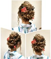 Hairmake chou-chou所属・中井翔平のスタイル