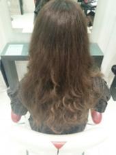 グレージュカラー hair&make EARTH浜町店所属・よしおかあおいのスタイル