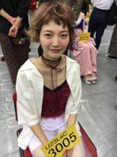 昨年コンテストに出させて頂きました!!(^ ^) とても可愛いショートがお似合いのモデルさんです♡ ハピネスクローバー八木店所属・有田ひとみのスタイル
