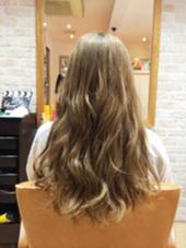 ベージュカラー♪( ´θ`)ノ ややグレイより(´・Д・)」☆ hair flage所属・永田大樹のスタイル