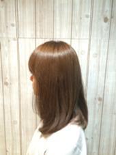 ブリーチなしで透明感あるカラーに! VIBE&ANNEX所属・松井敬太郎のスタイル