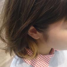 耳かけハイライト♪ k-two 名古屋所属・横田和俊のスタイル