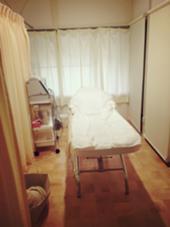 こちらは二階ベッドエステ専用のお部屋です。 坂尾加奈のフォト