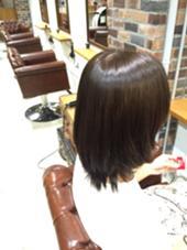 7トーンのブルーアッシュで透け感を☆ MARIO HAIR DESIGN所属・杉本雄志のスタイル