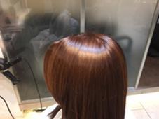 カラートリートメント  ドライヤーのみ hairart   LASEIYA所属・小林セイヤのスタイル