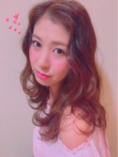 gily ❤️ yehatov  hair所属・松山実穂のスタイル