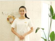 明るい笑顔でお待ちしております(o^^o) 脱毛サロンMAURURU所属・金子ゆうこのフォト