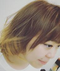 ブリーチグラデーションカラー✨ M.SLASH所属・遠藤好乃のスタイル