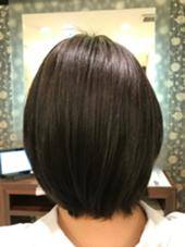 マットアッシュ❗️ hair & make earth 調布店所属・富田尚樹のスタイル