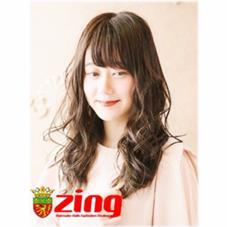 ヘア・ジング       hair・zing所属・吉野晴胤のスタイル