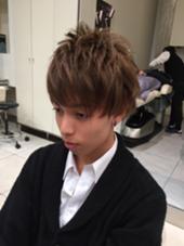メンズもオッケーです! かっこよくなりましょう‼︎ Ash関内店所属・HIROKI.のスタイル