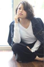HAIR  RERORT   MAJU所属・波多野陽平のスタイル