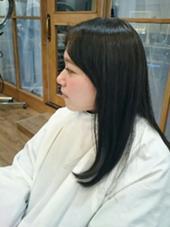TROW*モノトーンベースのこっくりマット! Hair&Beauty  RITA所属・□モチマルチアキ□のスタイル