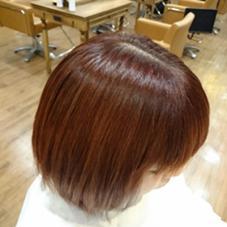 赤攻め!! Hair&Beauty  RITA所属・□モチマルチアキ□のスタイル