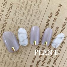 カルジェル専門店。お爪に優しいジェルネイルです。 nailsalonPLAN  E所属・KIKUCHIEMIのフォト