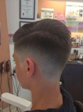 ジェントルマンスタイル barber shop TONY所属・森崎喬のスタイル